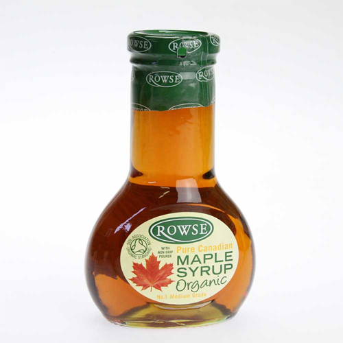 Organic Maple Syrup - No.1 Medium Grade